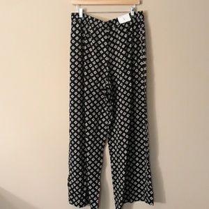 GAP Pants - Gap Wide Leg Pant NEW Size L